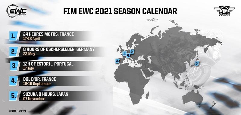 Calendar FIM